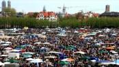Theresienwiese Flohmarkt