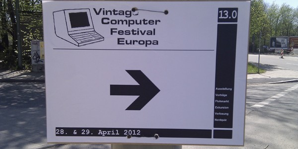 Bsuch auf dem Vintage Computer Festival Europa in Mnchen. Tolle Eindrcke, alte Rechner und lustiges Puplikum machten die Veranstaltung zum Top-Event - zumindest wenn man auf The Big Bang Tehory steht. 